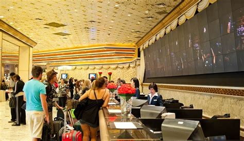 Mgm Grand Front Desk by