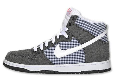 Nike Gingham Dunks From Outfitters by Nike Dunk Hi Gingham Cheap Acg Boots Cengage