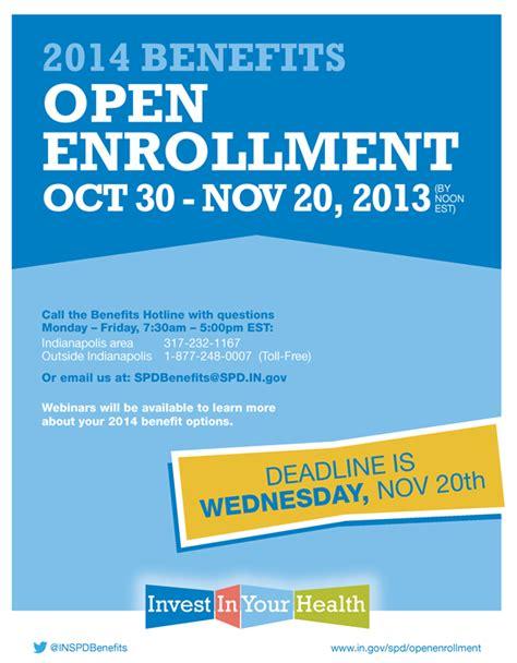 open enrollment email template spd open enrollment booklet