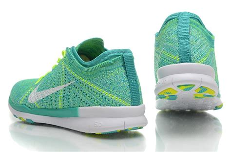knit nikes nike free flyknit 5 0 knit v mens running shoes green
