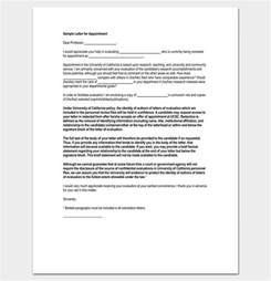 Appointment Letter Labour Appointment Letter 22 Sles In Word Doc Pdf Format