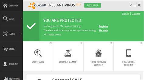 best 2015 free antivirus avast free antivirus 2015 review tech advisor