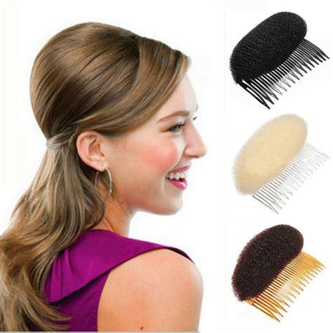 bumpits hair youmap beauty volume hair base bump styling insert pad