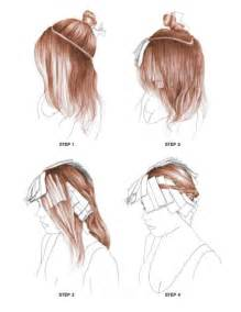 framing hair cutting technique placement of face framing highlights for hair dark brown