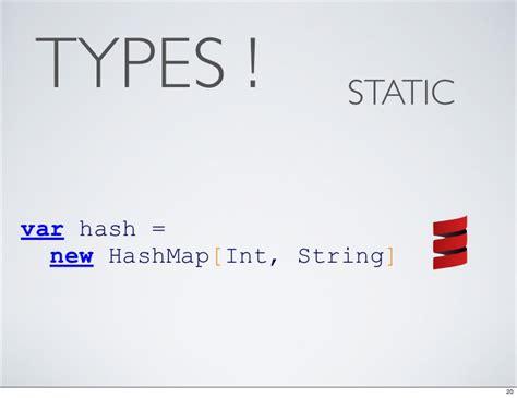 pattern matching hashmap scala vs ruby
