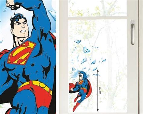 Fenstersticker Kind by Kinder Fenstersticker Superman