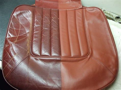 roll royce leather project to restore a classic rolls royce interior leather