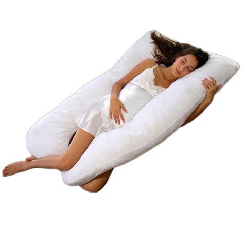 Pregnancy U Pillow by Cheer Collection Alternative Premium Pregnancy U