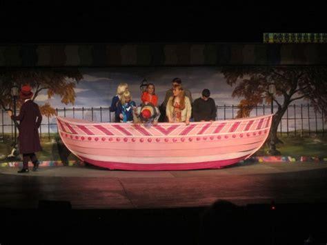 willy wonka boat honey i shrunk the house april 2012