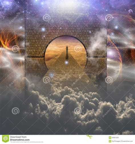 mundo do homem espiritual imagem de stock royalty free homem na viagem espiritual foto de stock imagem 28351220