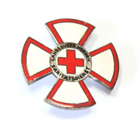 rotes kreuz haushaltsauflösung ehrenzeichen des sanit 228 tsdienstes des deutschen roten