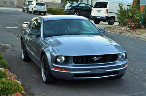 2007 ford mustang v6 deluxe 2dr coupe in belmont ca