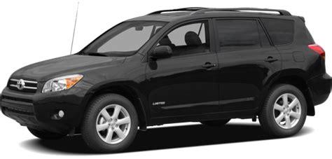 Toyota Rav4 2008 Price 2008 Toyota Rav4 Reviews Specs And Prices