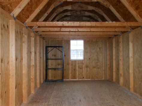 barn style shed shed  loft barn style