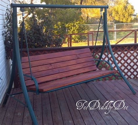 old porch swing upsycle old porch swing diy misc pinterest