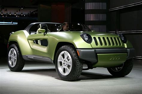 jeep renegade concept jeep renegade concept crashes the detroit wcf