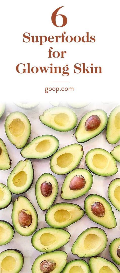 Best Detox Foods For Skin by Best 25 Diet For Glowing Skin Ideas On