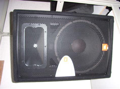 Speaker Jbl Jrx 115 jbl jrx115 image 646844 audiofanzine