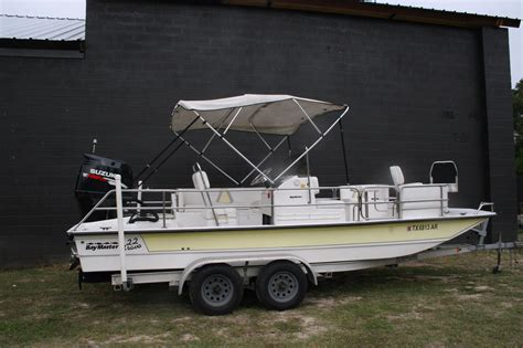 used bay boats for sale in texas 2008 used baymaster bravo 22 bay boat for sale mcqueeney