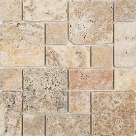 anatolia tile countryside squares mosaic travertine wall tile this agrippa noce tiled bathroom is great agrippa noce t