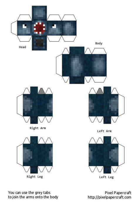 Minecraft Papercraft Cat - papercraft iballisticsquid xbox minecraft