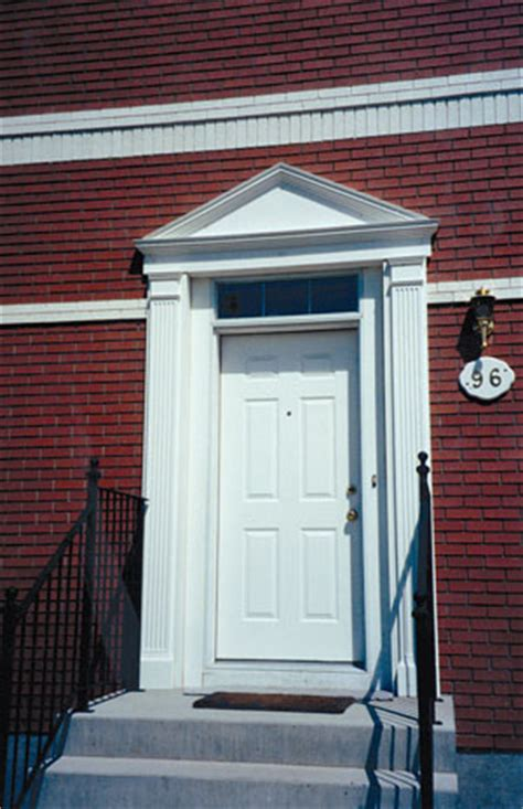 Exterior Door Pediments Pediments Entrance Pediments And Pediments For Home Entrance