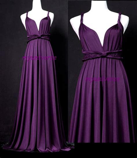 eggplant colored dress best 25 eggplant bridesmaid dresses ideas on
