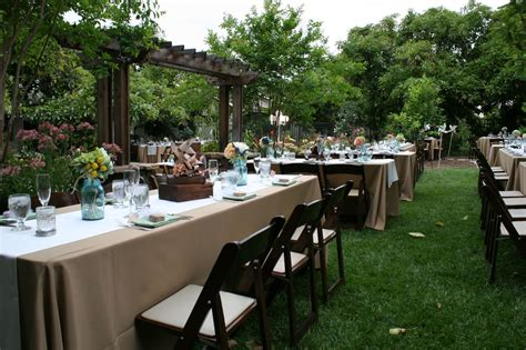 stunning cheap outside wedding venues backyard wedding