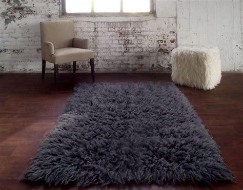 flokati area rugs 27 best flokati shag colors images on shag
