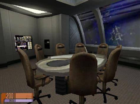 briefing room briefing room memory beta non canon trek wiki