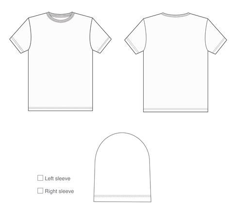 t shirt template pdf t shirt the sauce suppliers
