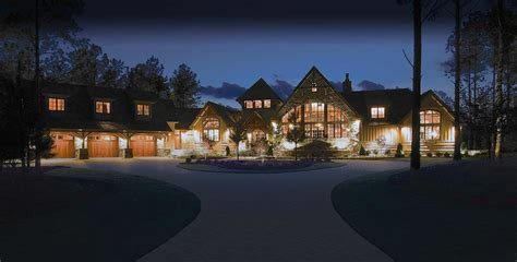 Modern Mountain Homes timber frame homes by mill creek post amp beam company