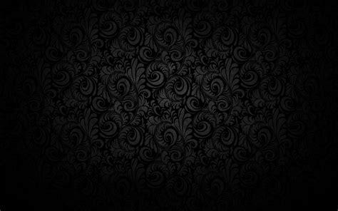 pattern black pattern floral black background wallpaper design text