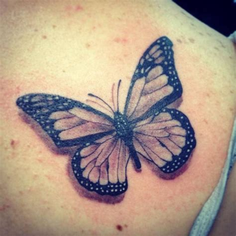 small black butterfly tattoos small black and grey butterfly tattoos