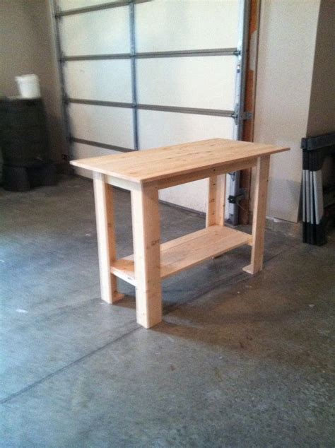 it work bench do it yourself garage workbench plans woodworking