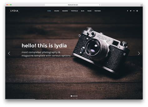 best templates for photographers photographer website templates learnhowtoloseweight net
