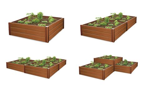 modular raised garden bed holman industries