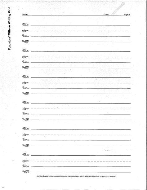 fundations letter formation fundations page kindergarten