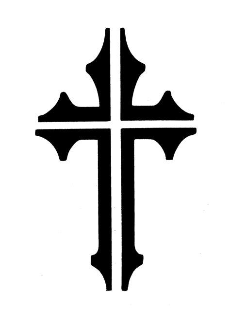 tattoo cross templates cross tattoo stencils 221063 jpg 761 215 1024 the cross in