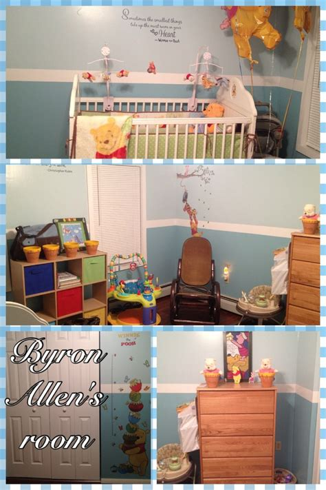 Winnie The Pooh Baby Crib Cool Baby Nursery Room Winnie The Pooh 6 Studio Design Gallery Best Design