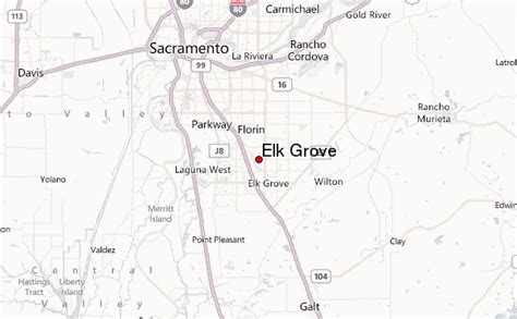 california map elk grove elk grove location guide