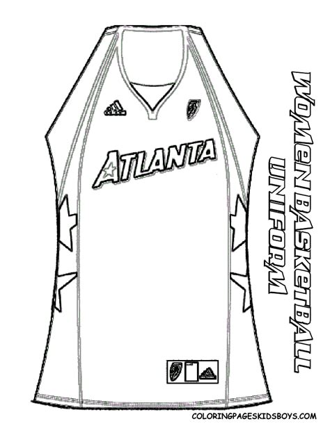 nba jersey coloring pages printable coloring pages for basketball jersey coloring pages