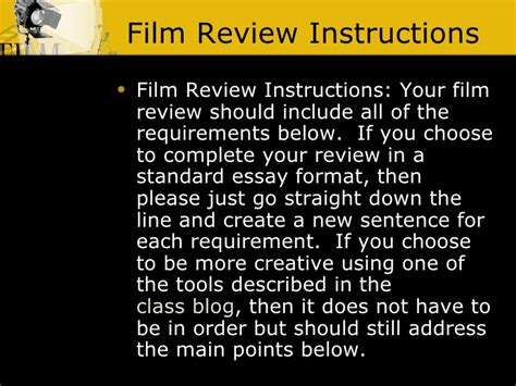 movie review quarantine fernby films film review requirements