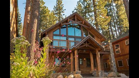 cabin rental lake tahoe
