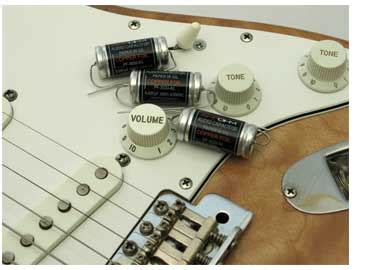 what is a guitar tone capacitor www thetubestore guitar tone capacitor review