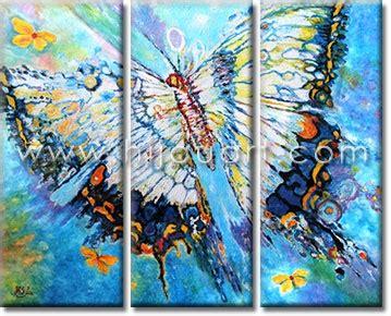 Lukisan Abstrak Digital lukisan blue butterfly lukisan kupu kupu berwarna biru lukisan kupu kupu diatas di buat style