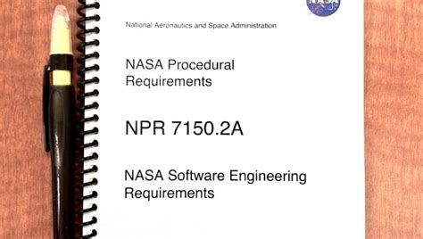 nasa s software engineering handbook released appel academy of program project engineering