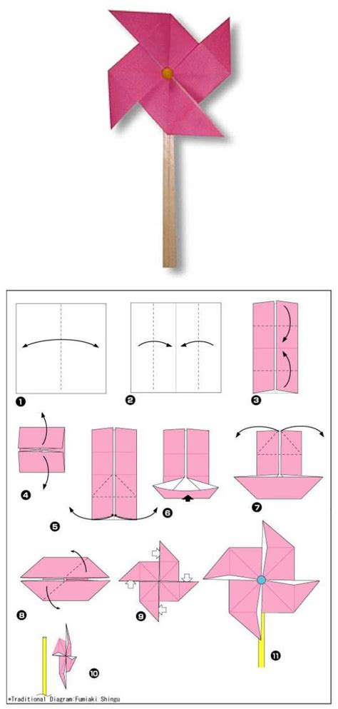how to create simple origami figures klyker