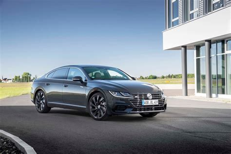 volkswagen arteon r line 2019 volkswagen arteon first drive review does it have a