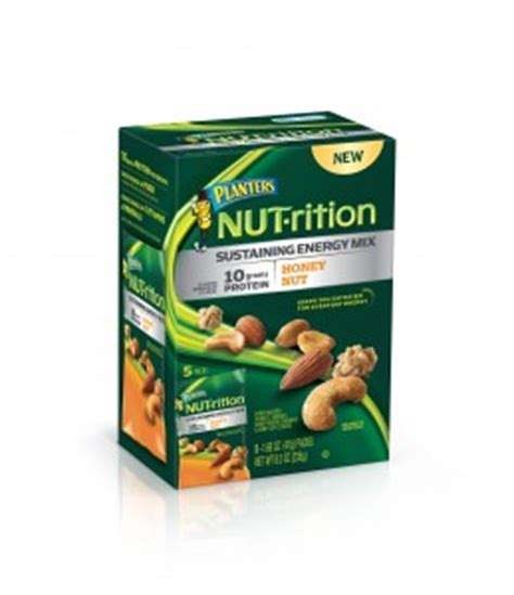 Planters Nut Rition Energy Mix by Food And Product Reviews Planters Nut Rition Sustaining